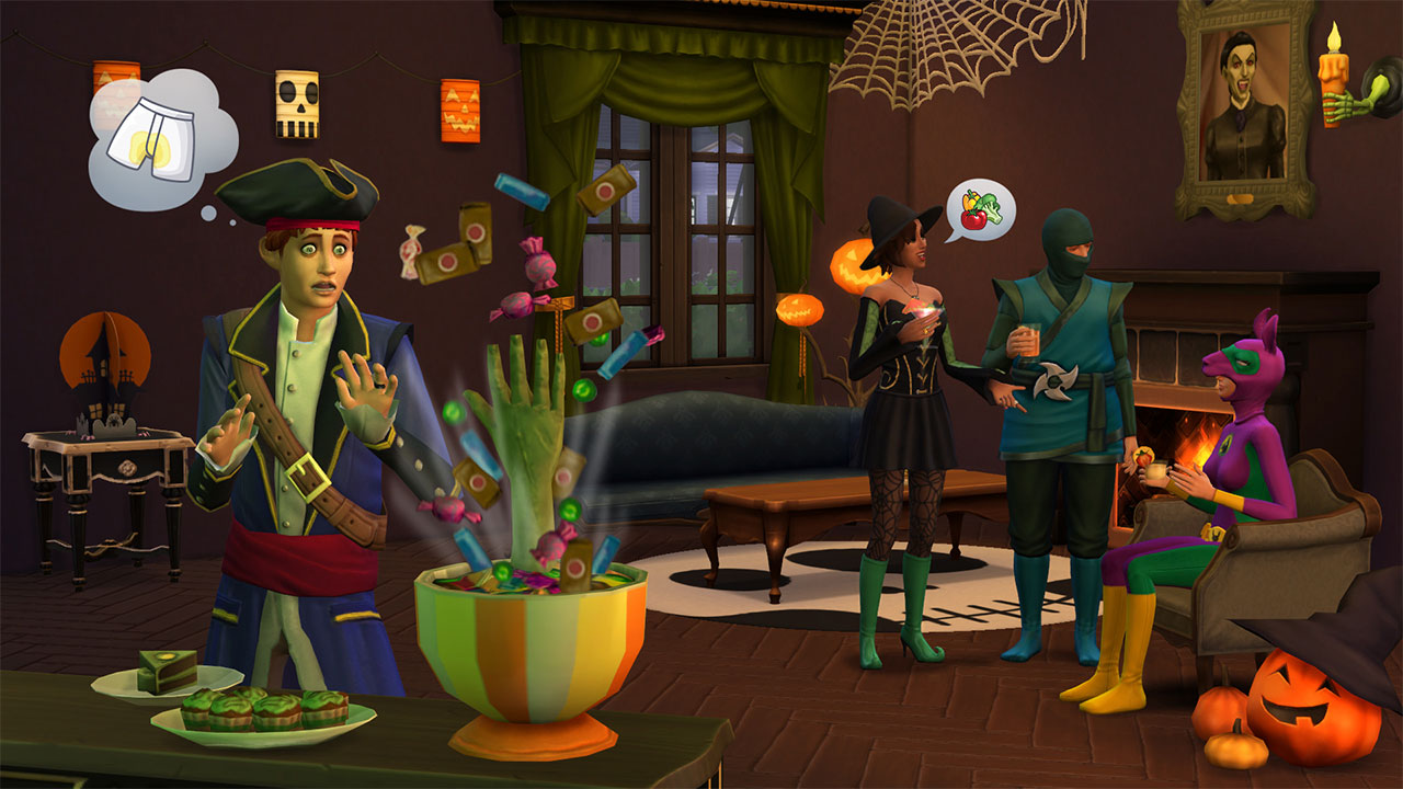 the sims 4 accessori da brivido