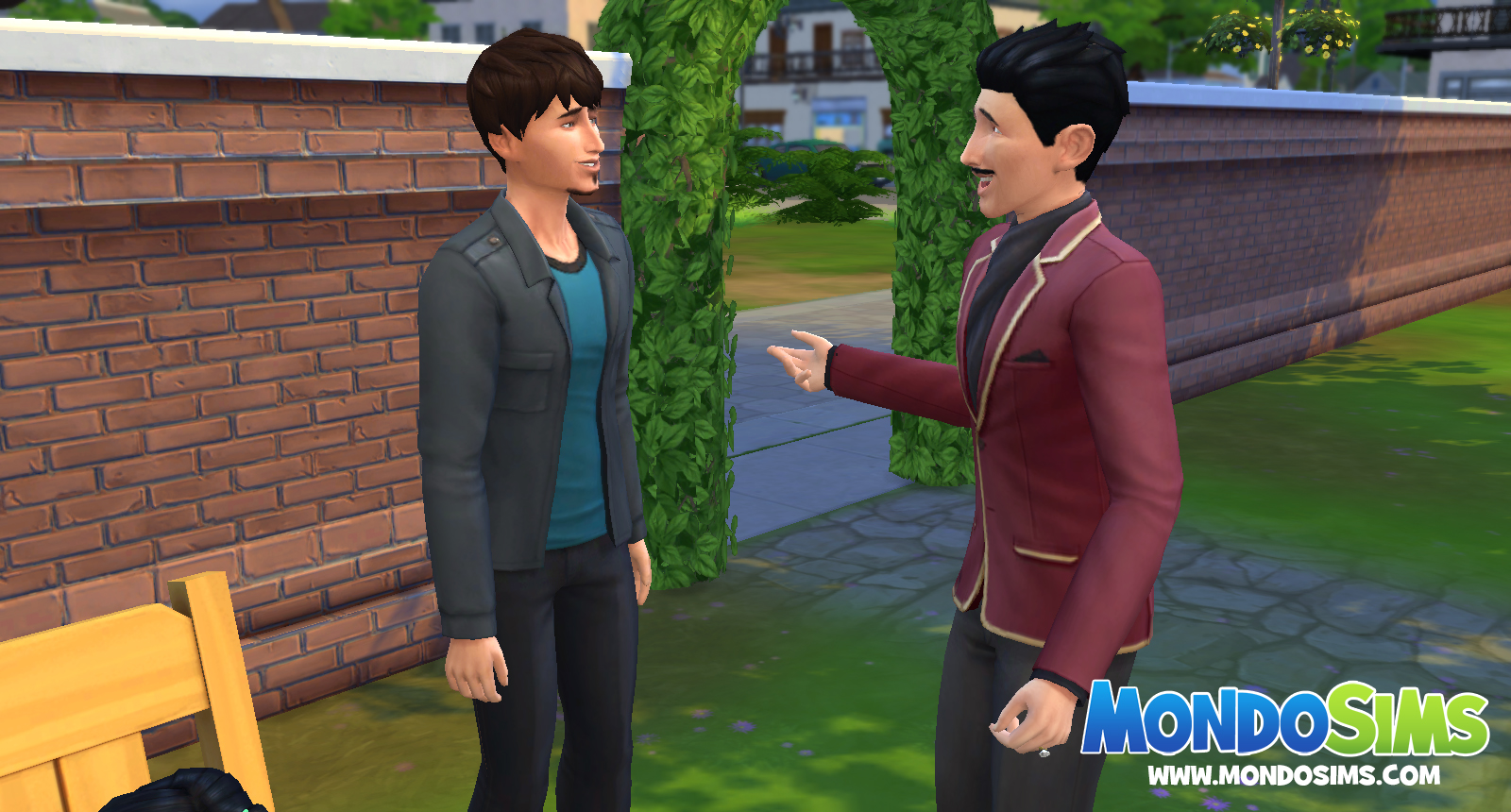 the sims 4 preview