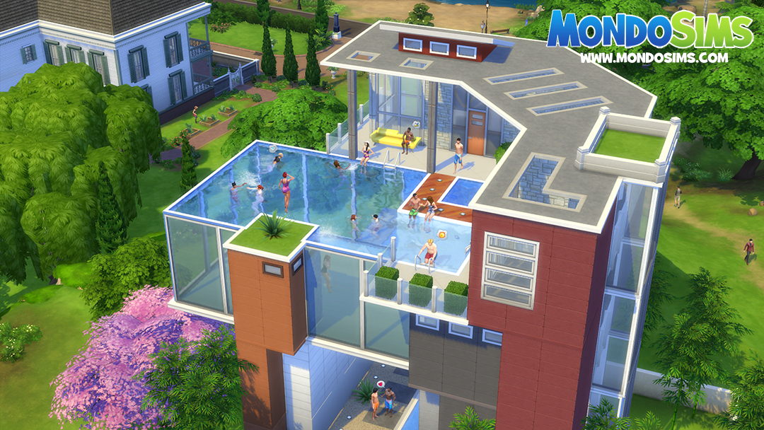 the sims 4 pools