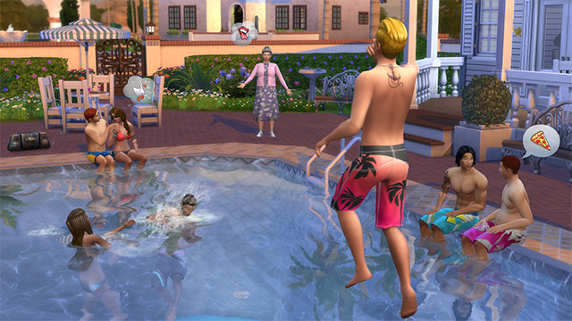 TS4 POOLS HERO