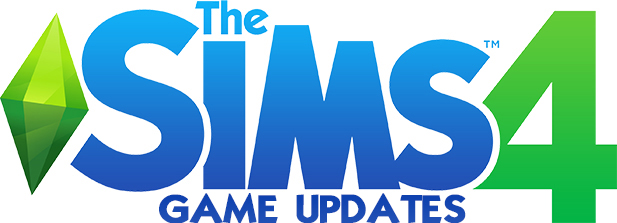 ts4 game updates logo
