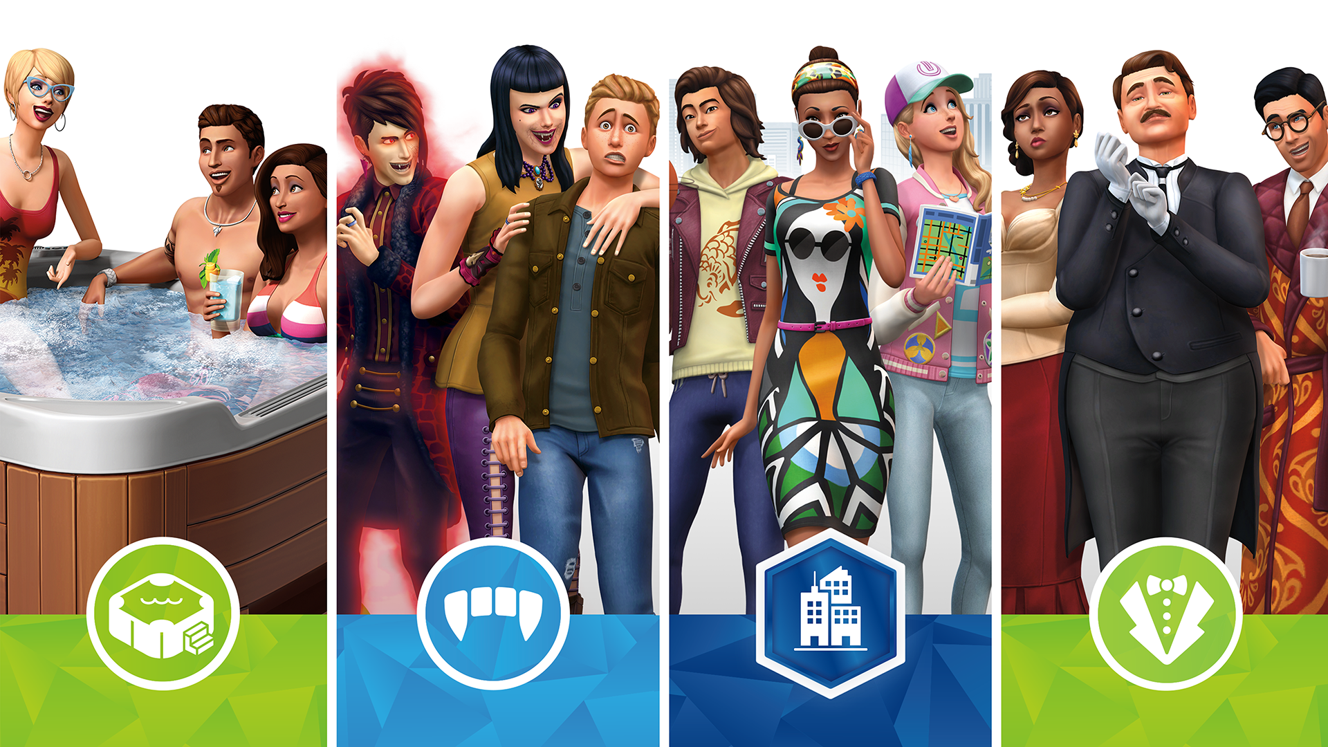 The Sims 4 Console