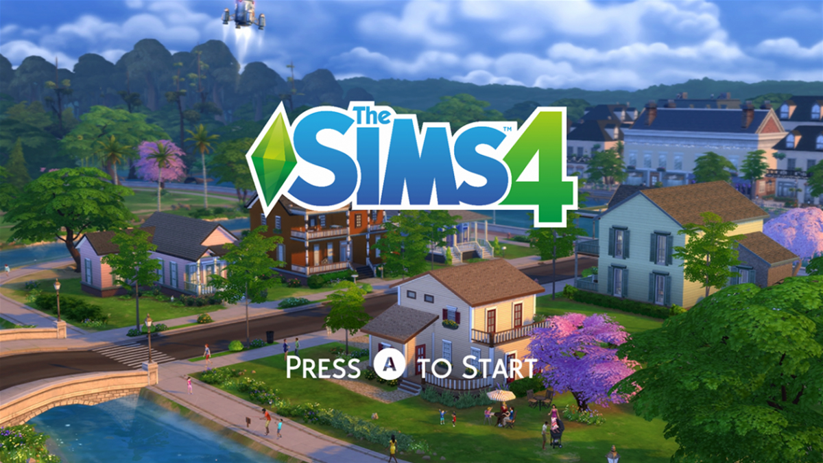 The Sims 4 Console Update