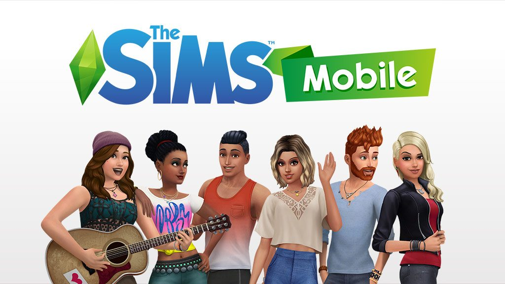 the sims mobile render