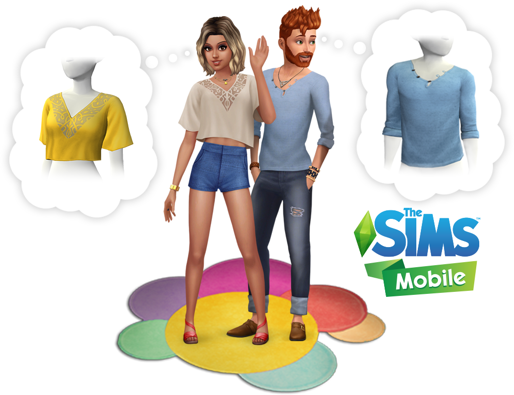 The Sims Mobile bonus registrazione