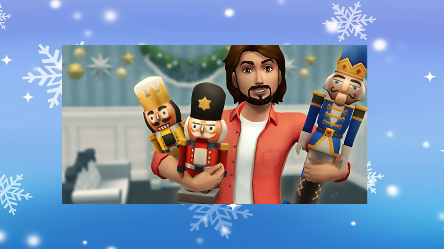 The Sims Mobile Winter Quest