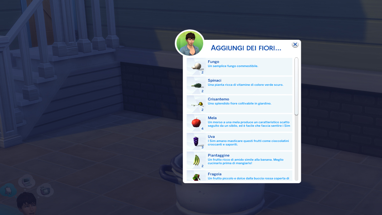 The Sims 4 Giorno di Bucato additivo indumenti