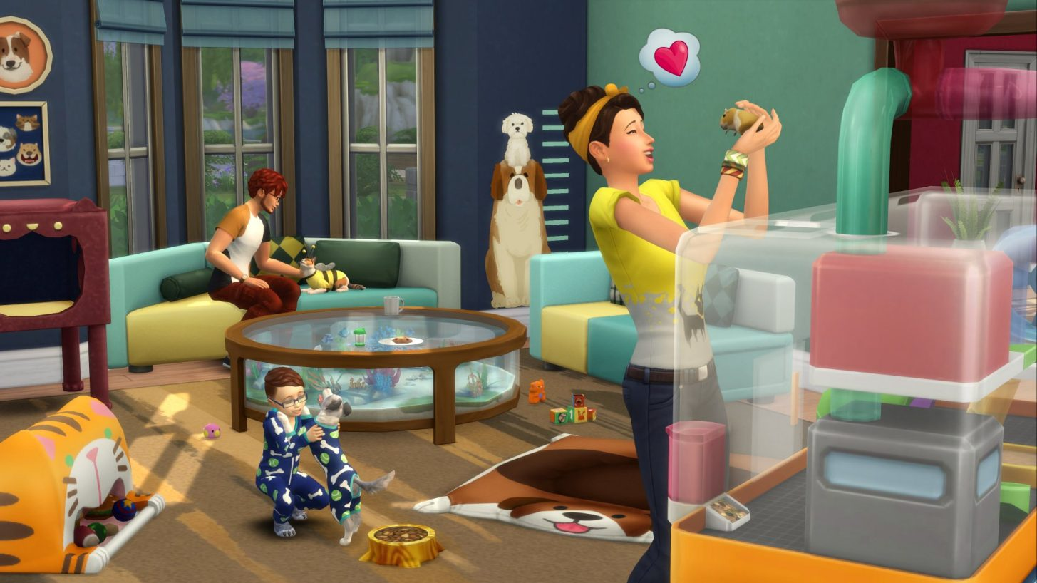 ts4 sp14 il mio primo animale stuff pack