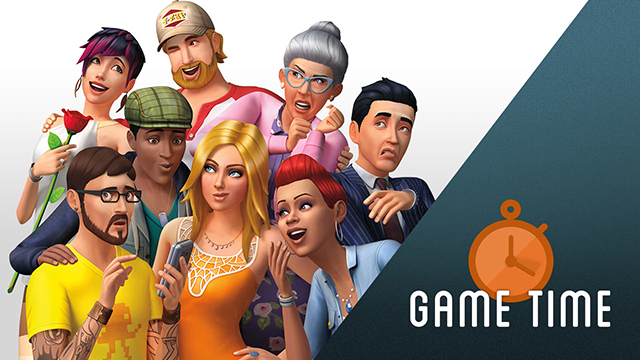 GameTime thesims4 demo