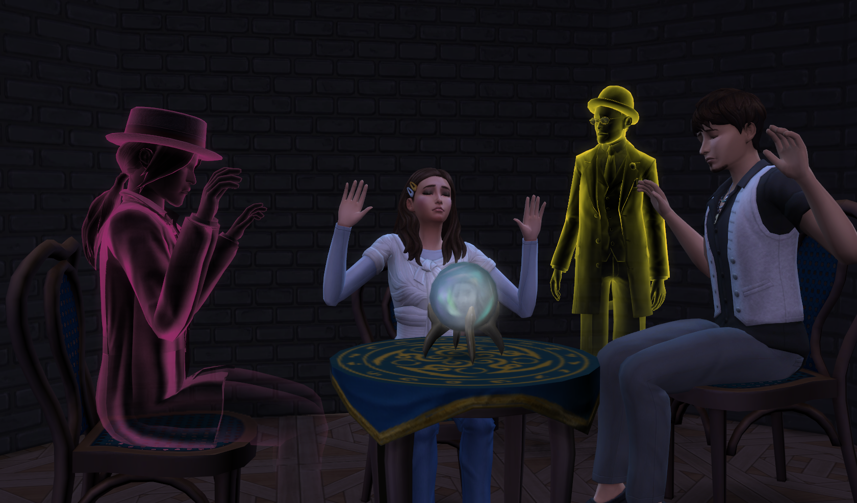 the sims 4 Fenomeni Paranormali Review